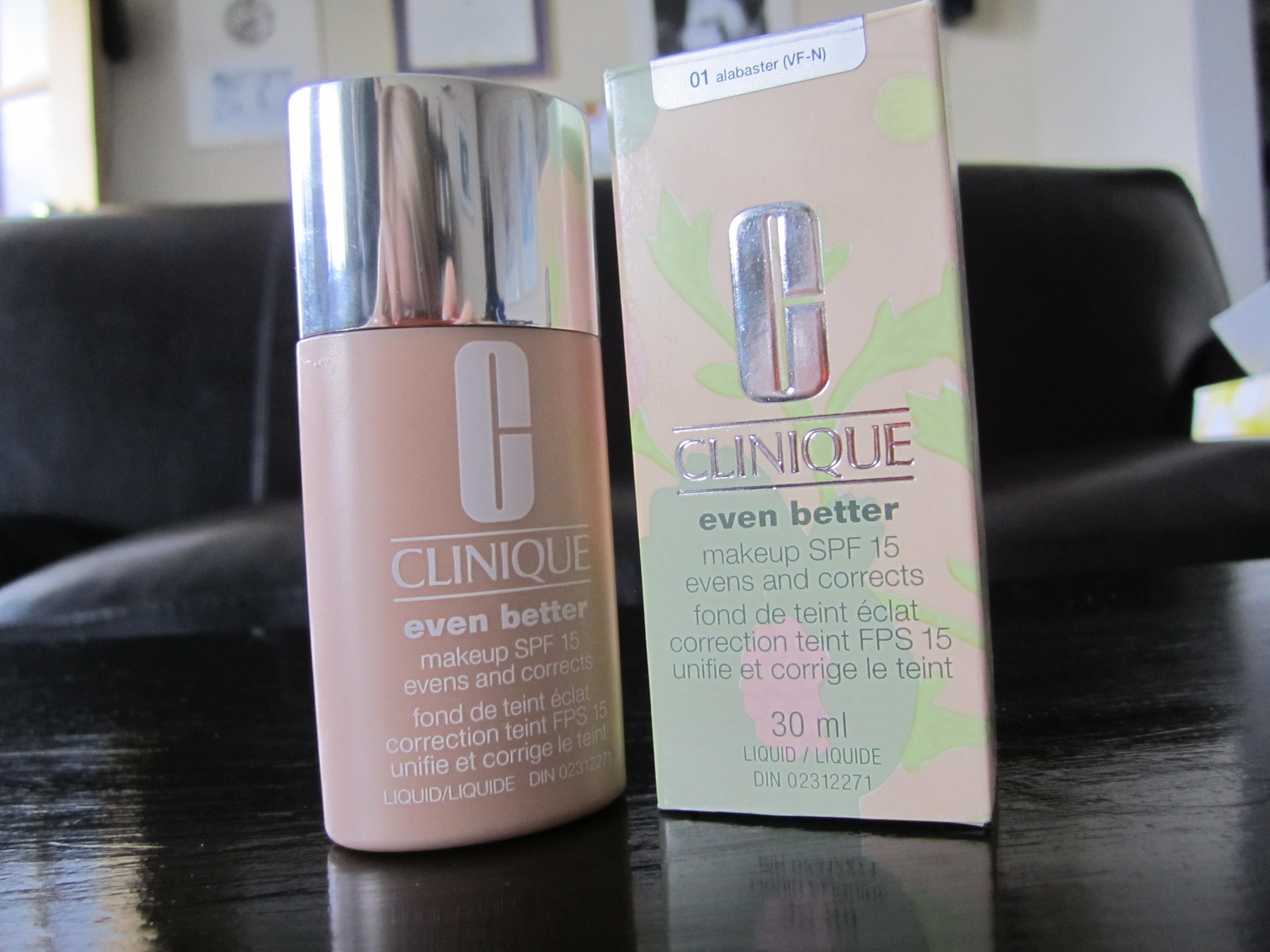 Clinique Even Better Makeup Alabaster Review Makeup