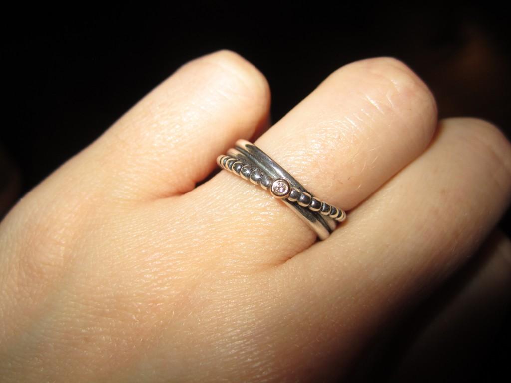 Пандора кольца фото 3
