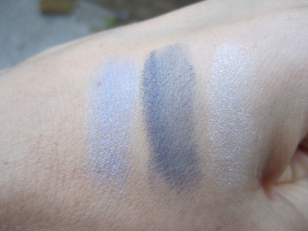 swatches are without primer and just one pass
