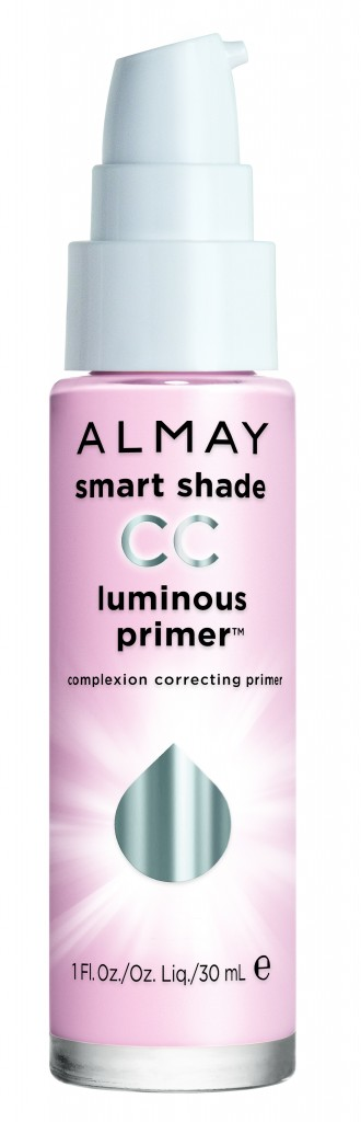 Canada_Almay Smart Shade CC Luminous Primer