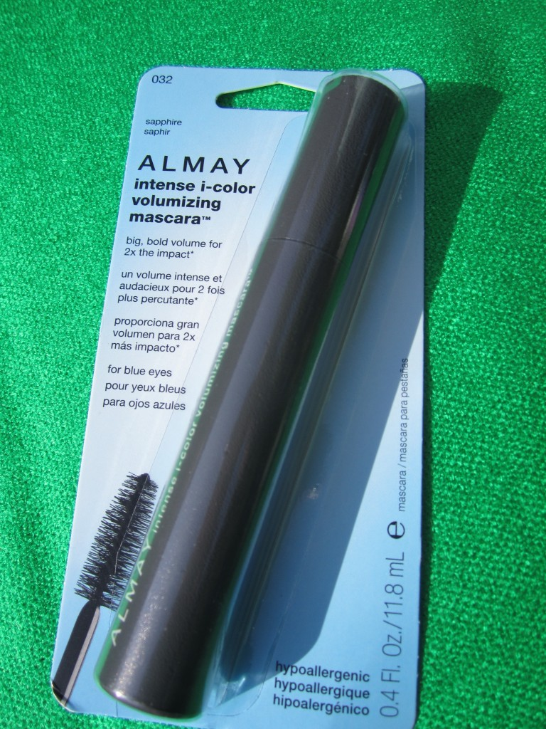 intense i-color volumizing mascara