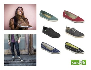 sanuk collage