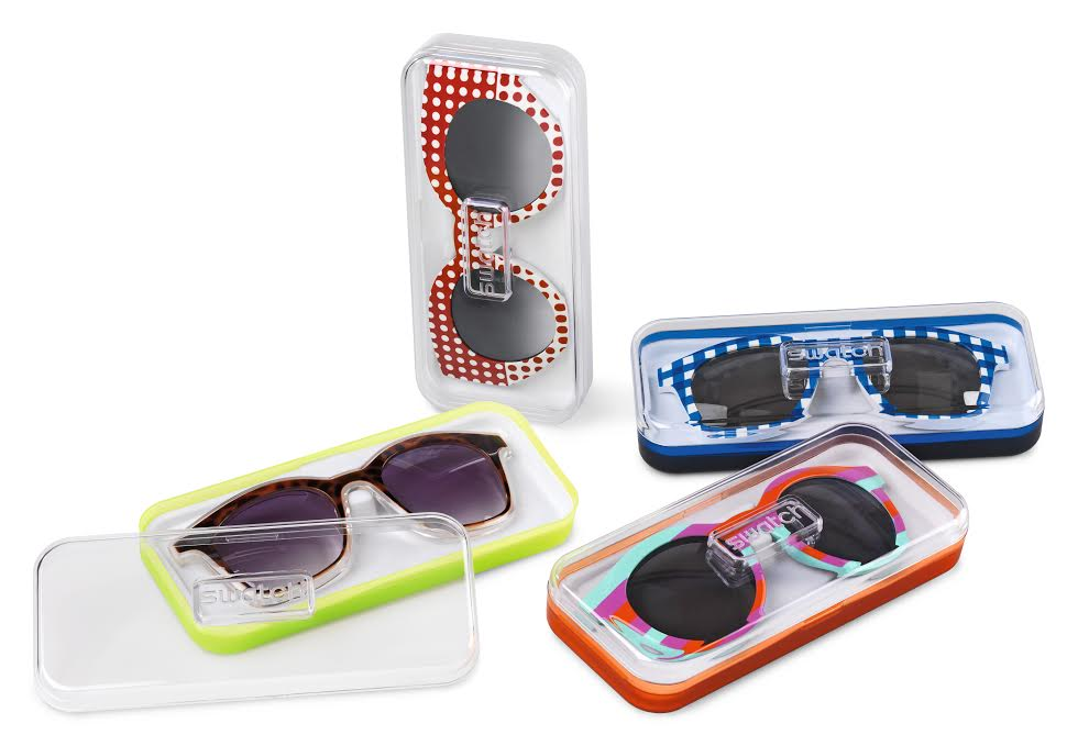 Swatch Sunglasses  fun in the sun with swatch the eyes sunglasses et tu and you