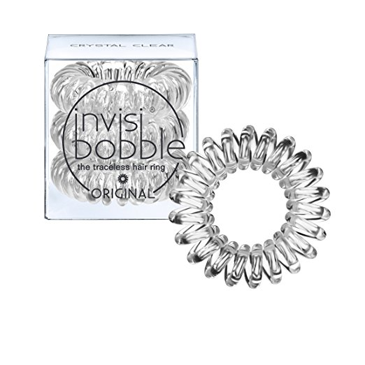 Invisibobble Traceless Hair Ring and Bracelet Suitable for All Hair Types
