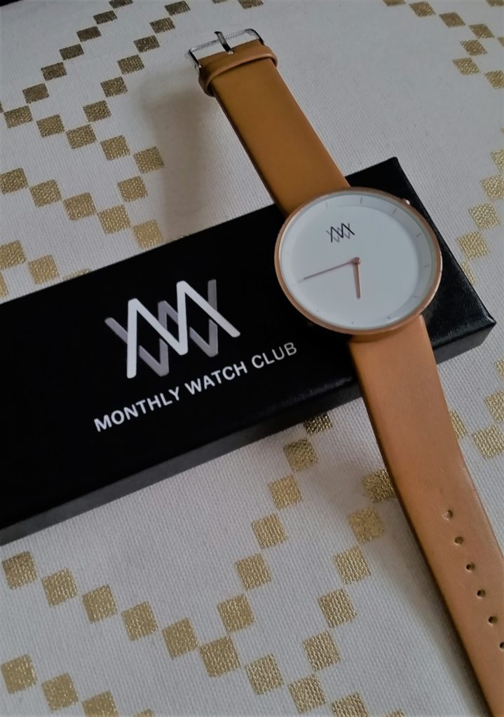 Monthly Watch Club-October 2017
